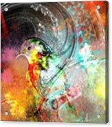 Vagabond Acrylic Print