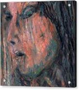 Vail Of Tears Acrylic Print