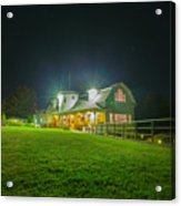 Valcour Conference Center Wedding And Meetings - Brighter Exposure Acrylic Print