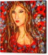 Valentina Acrylic Print