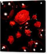 Valentine - Roses Acrylic Print