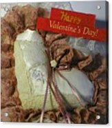 Valentines Card 1 Acrylic Print
