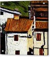 Valles Di San Martino Acrylic Print