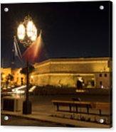 Valletta Light Acrylic Print