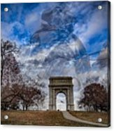 Valley Forge Acrylic Print