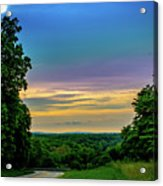 Valley Forge Views Acrylic Print