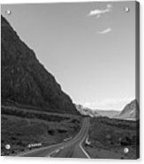 Valley Road Acrylic Print