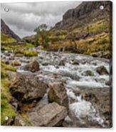 Valley Stream Acrylic Print