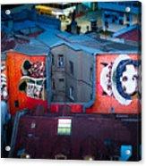 Valparaiso Acrylic Print