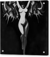 Vampir De La Femme Acrylic Print