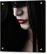Vampire Kiss Acrylic Print