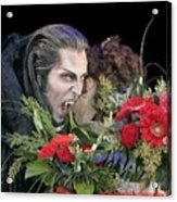 Vampire Acrylic Print