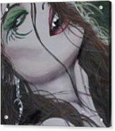 Vampiress II Acrylic Print