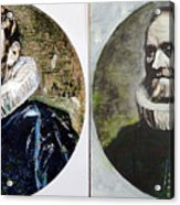 Van Dyck Nicholas Rockox Acrylic Print