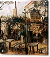 Van Gogh: Guingette, 1886 Acrylic Print