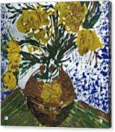 Van Gogh Acrylic Print