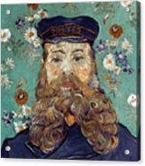 Van Gogh: Postman, 1889 Acrylic Print