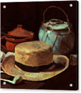 Van Gogh: Still Life, 1885 Acrylic Print