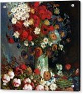 Van Gogh Still Life 1886 Acrylic Print