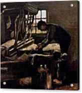 Van Gogh: Weaver, 1884 Acrylic Print