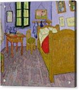 Van Goghs Bedroom At Arles Acrylic Print