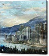 Vancouver-1 Acrylic Print