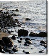 Vancouver Shoreline Acrylic Print