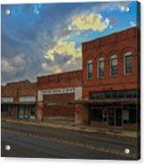 #vanishingtexas Street Scene - Rosebud Texas Acrylic Print