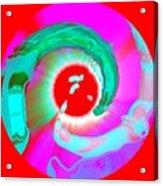 Variation On A Swirl Acrylic Print