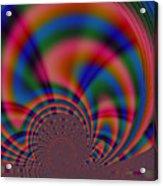 Variegation Acrylic Print