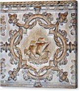 Vasco Da Gama Sarcophagus Lisbon Acrylic Print