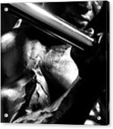 Vascularity Acrylic Print by Val Black Russian Tourchin