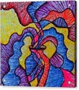 Vase Of Air Acrylic Print