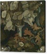 Vase With Honesty Nuenen, Autumn - Winter 1884 Vincent Van Gogh 1853  1890 Acrylic Print