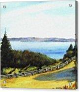 Vashon Island Acrylic Print