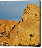 Vasquez Rocks State Park, Sunset Acrylic Print