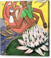Vasudhara Acrylic Print