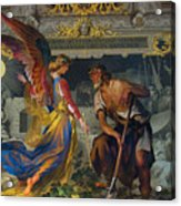 Vatican Art II Acrylic Print