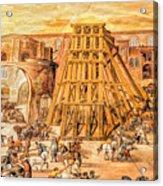 Vatican Obelisk Acrylic Print