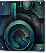 'vault' Acrylic Print by Michael Lang