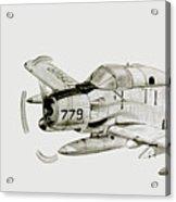 Vaw-13 50 Years Of Ecm Acrylic Print