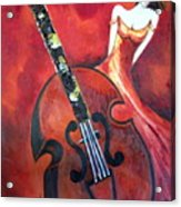 Ve La Musica Acrylic Print