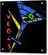 Vegas Acrylic Print