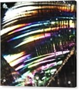 Vegas Nights Acrylic Print