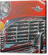 Vehicle- Grill Acrylic Print