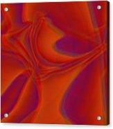 Veil Dance Acrylic Print