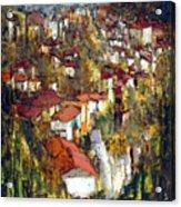 Veliko Tarnovo - Panorama Acrylic Print
