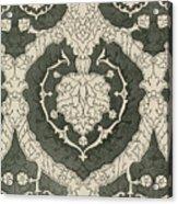 Velvet Hangings, 16th Century Acrylic Print