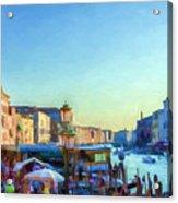 Venetian Afternoon I Acrylic Print