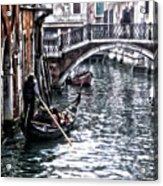 Venetian Bypass Acrylic Print